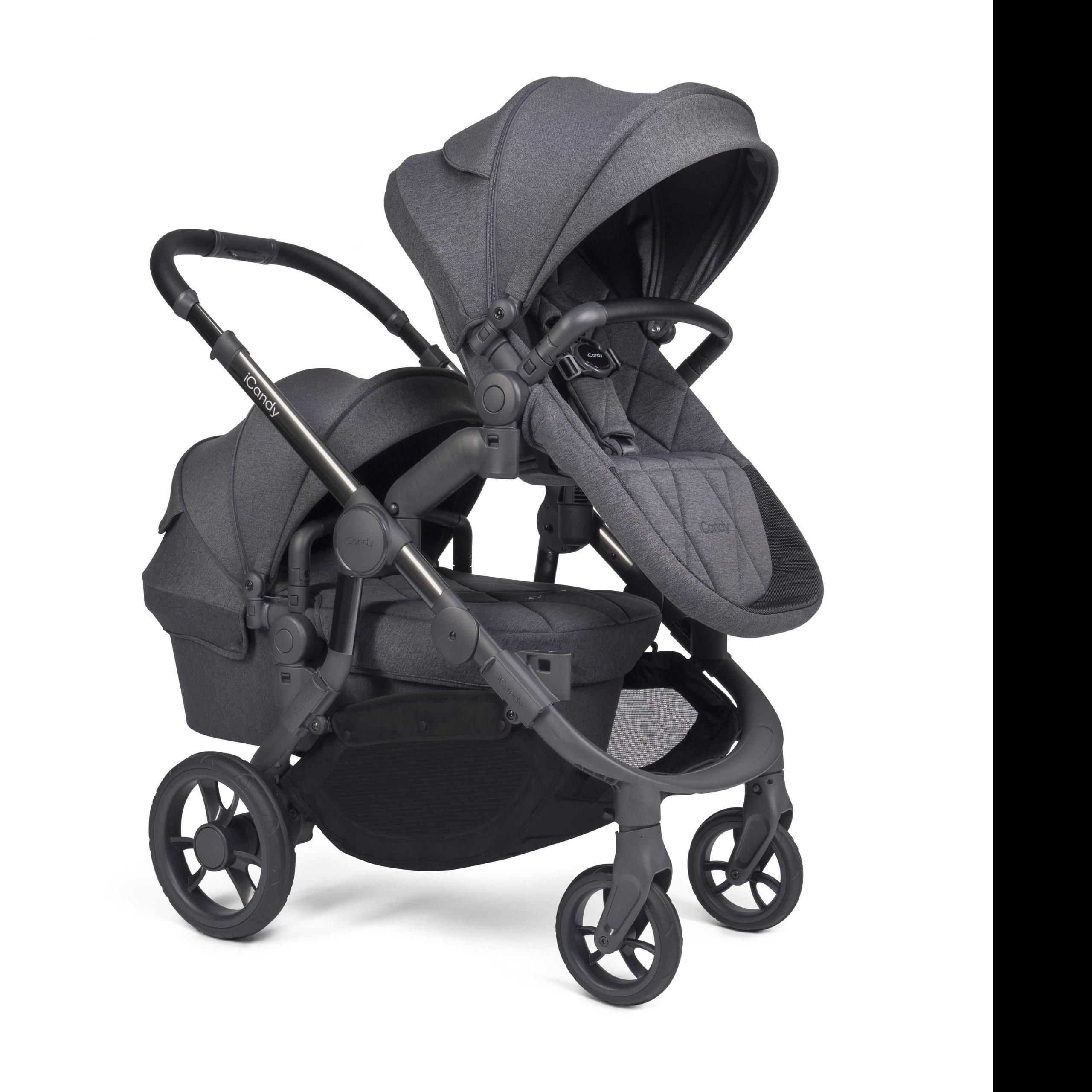 Double Twin Pushchairs